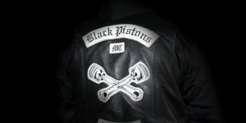 Blason Black Pistons